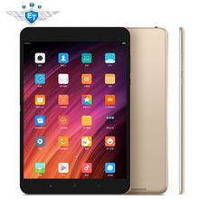 Original Xiaomi Mipad Mi Pad 3 7.9'' Tablet PC MIUI 8 4GB RAM 64GB ROM MediaTek MT8176 Hexa Core 2.1GHz 2048*1536 13MP 6600mAh(China)