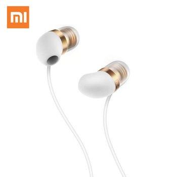 Xiaomi Mi In-Ear Earphone Capsule Piston Air With Mic Earphone Silicone Earphones For Cell Phone 100% Original Sale