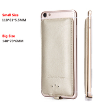 Luxury Ultra-thin Battery Case Charger for XiaoMi RedMi Note 1 2 3 4 X 6 5 S Pro Mobile phone Power bank backup Charging General