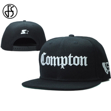 Summer Hat For Men Ssur COMPTON Snapbacks Caps Starter Compton Black Most Popular Mens Fashion Cap Hip Hop 2017 Casquette Hats