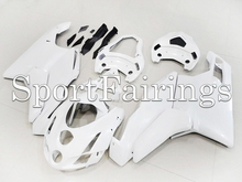 Fairings For Ducati Biposto 999 749 999s 749s 03 04 2003 2004 Motorcycle ABS Plastics Full Fairing Kits Moto Cowling White Pearl