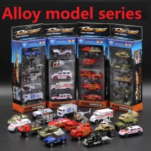 Hot Sales 1:64 DIY Alloy model series Truck/Cars/Airplane/Helicopter model simulation model Hot Educational toy
