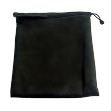 SZS Hot PU Leather Soft Storage Bag Pouch Case For Around Earphone AE TP-1 DJ Headphone Black