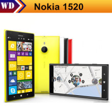 Original Unlocked Nokia Lumia 1520 Cell Phones Quad Core 6.0 Inch Touchscreen 3G And 4G Network