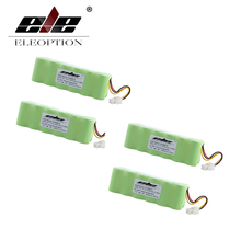 ELEOPTION 4PCS 14.4v 3000mAh 3.0Ah Ni-MH Rechargeable Battery For Samsung NAVIBOT VCR8875 14.4 Volt Free Shipping