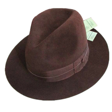 Clasic Luxury Angora Wool Fedora Hat