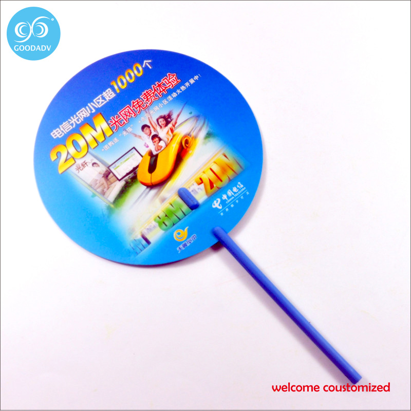 China styles chopsticks hand fans Upscale gift fan Enterprise units promotional fan factory direct cheap custom(China (Mainland))