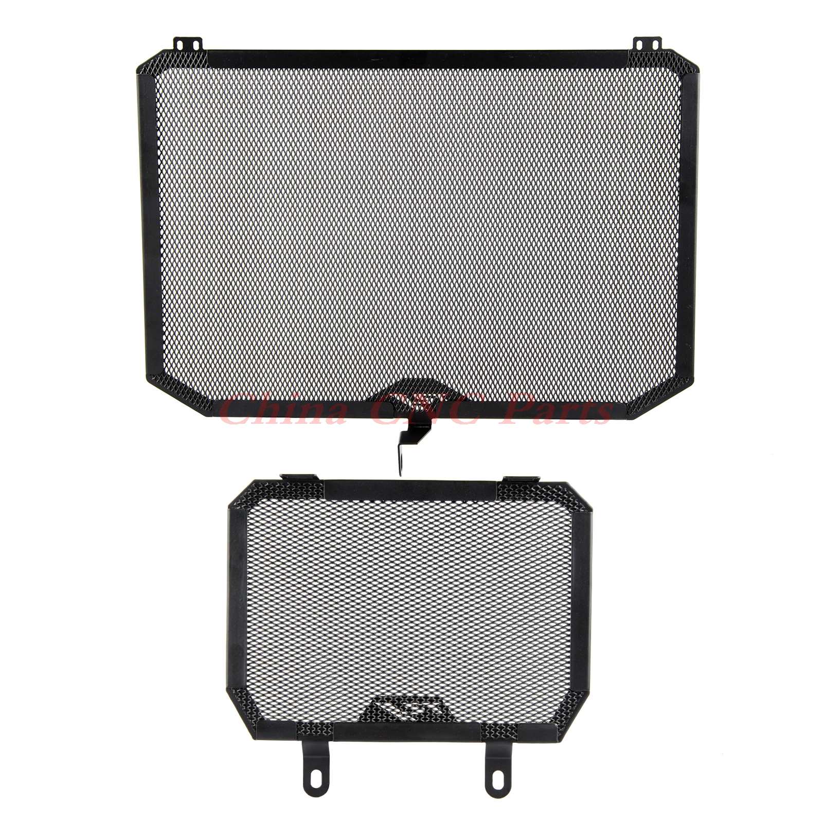 NICECNC Motorcycle Grille Radiator Cover Oil Water Cooler For Yamaha YZF R1 R1M 2015-2017 R1S 2016 2017<br>