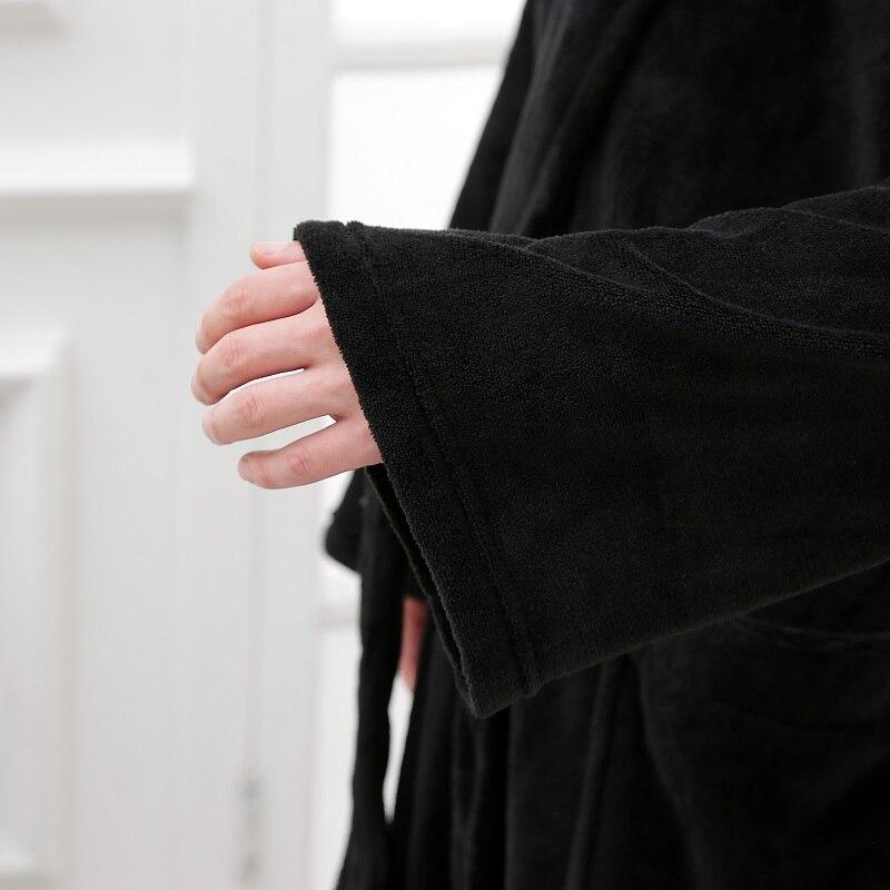 black flannel men robes (5)
