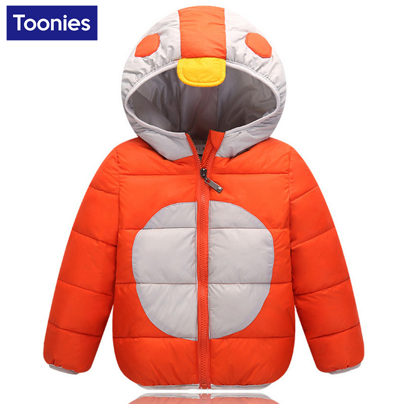 Down Jacket Coat 2017 Winter Fashion Cute Casual Warm Hooded Light Comfortable Downy Jackets Coats Childrens Clothes for GirlsОдежда и ак�е��уары<br><br><br>Aliexpress