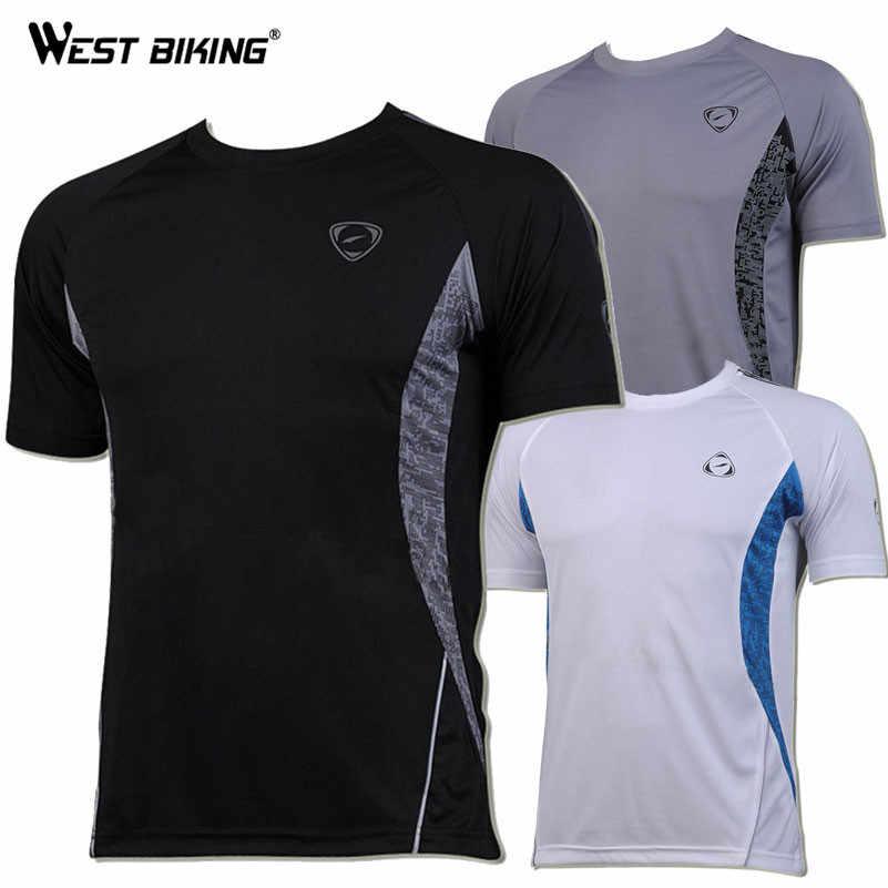 ROCKBROS Long Sleeve Running Training Shirt Quick-Drying Breathable Jersey Black
