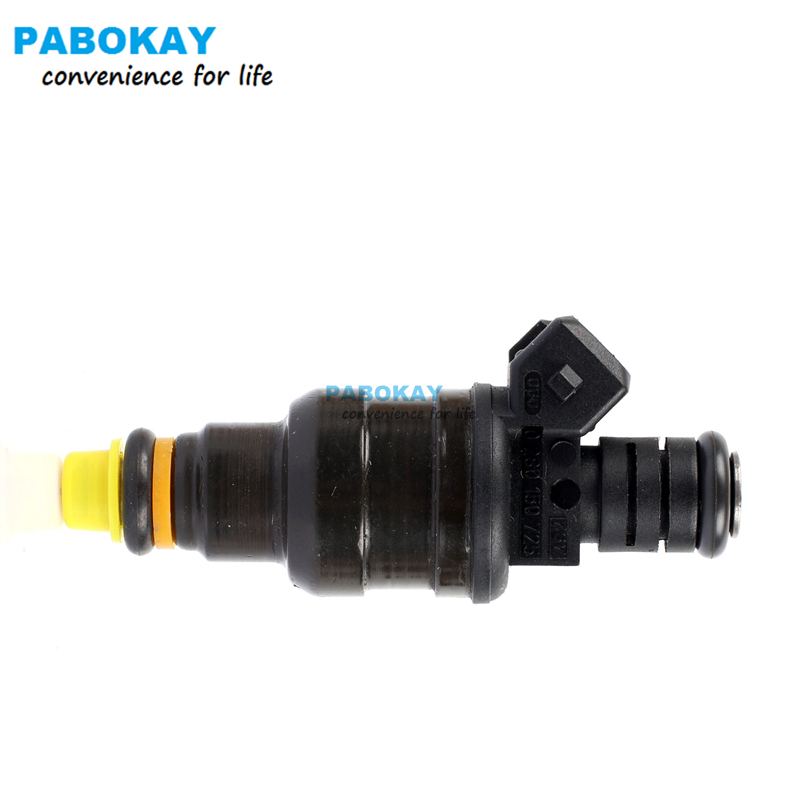 fuel injector for OPEL ASCONA FRONTERA KADETT E OMEGA VECTRA PEUGEOT 305 505 VAUXHALL ASTRA CAVALIER for VOLVO 760 #0280150725(China (Mainland))