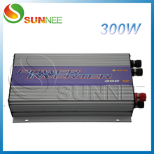 300W Wind Turbine Grid Tie Inverter DC input,built-in dump load controller,factory wholesale, promotion, coupon(China)