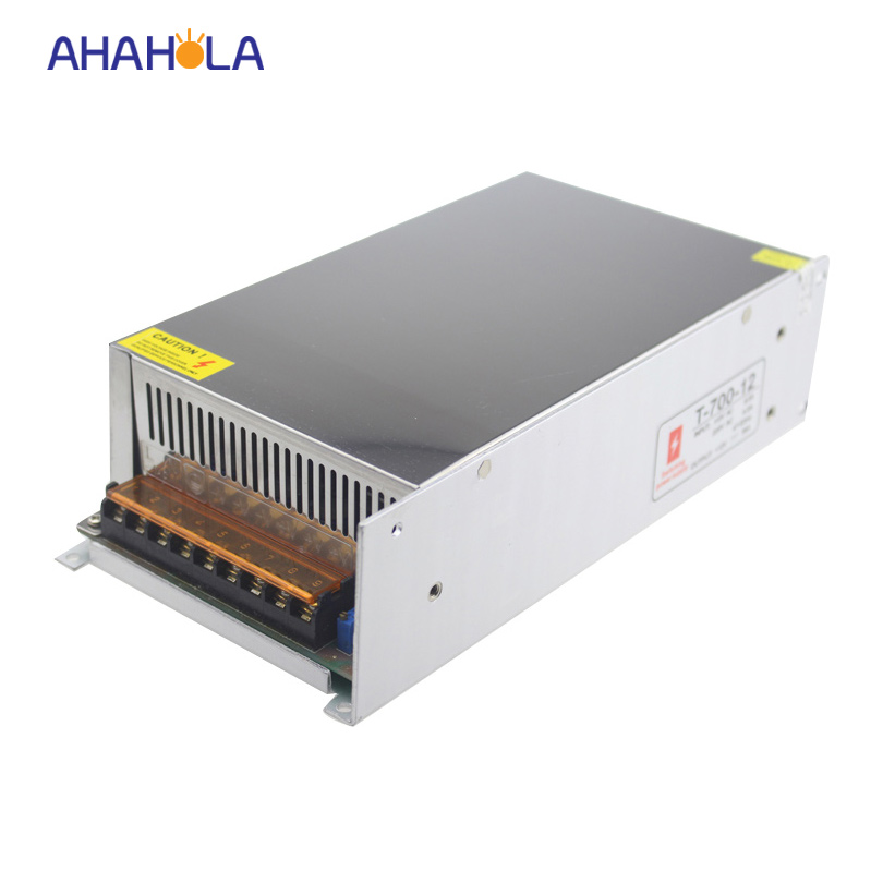 700w dc 12/24v power supply,ac 110v 220v power switch supply for led lamp<br>