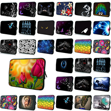 "12"" inch Tablets Neoprene Laptop Sleeve Case Bag For Lenovo Yoga 300 Yoga 700 IdeaPad 100S Chuwi 12.1"" 11.6"" Netbook Laptop Bags"