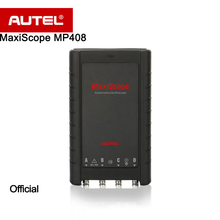 Autel MaxiScope MP408 Diagnostic Tool PC/Tablet Based Compatible with LIN, CAN and FlexRay Data Bus Standards