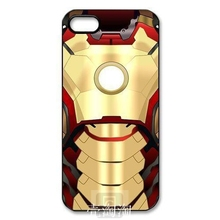 0806 Ironman mark Fighting unique cell phone bags case cover for iphone 4S 5S 5C SE 6S 7 PLUS Samsung S3 S4 S5 S6 S7 IPOD Touch