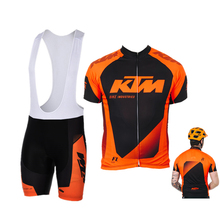 Cycling jersey 2016 Ktm summer style bicycle ropa ciclismo hombre mtb bike sport cycling clothing short sleeve maillot ciclismo