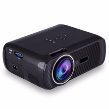 1000lumen Portable Mini FHP 1080P TV Digital LED 3D Projector Smart Home Theater Beamer Proyector for EU Plug Home Meeting