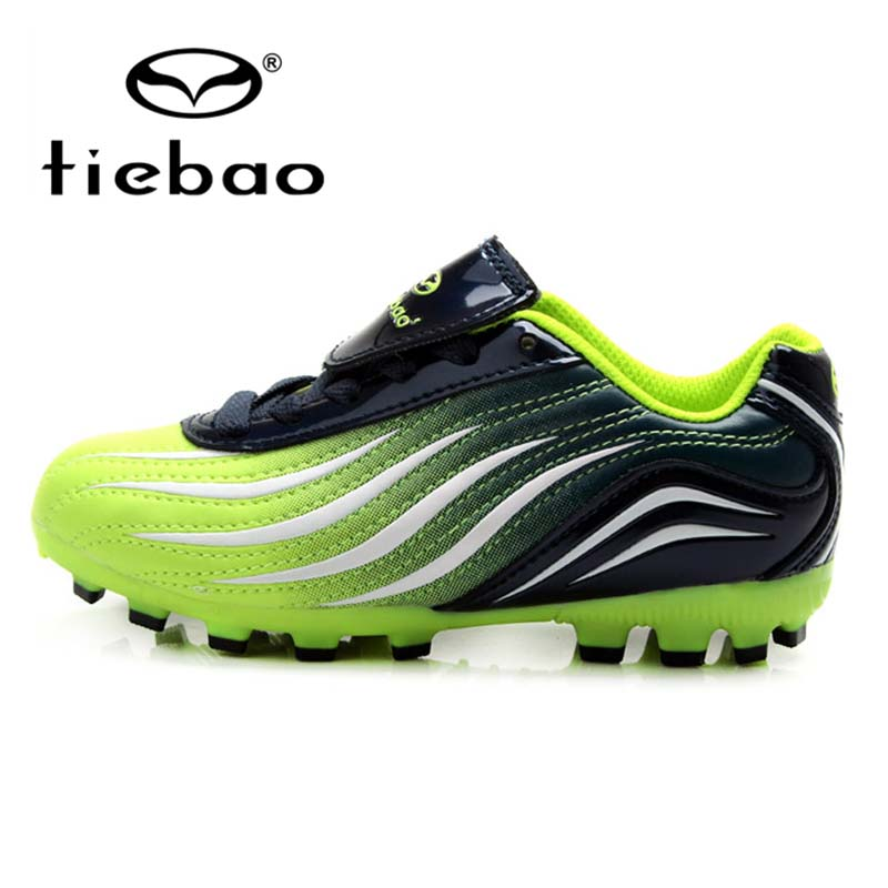 TIEBAO Professional Boys Training Soccer Cleats Children Kids Sneakers FG &amp; HG &amp; AG Soles Football Boots Outdoor Soccer Shoes<br><br>Aliexpress
