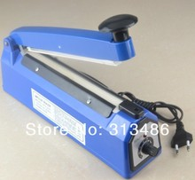200mm Hand Sealer ,Maximium Sealing , impulse sealer,Heat Sealing Plastic Bag Closer AC220V