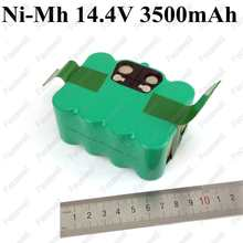14.4v 3500mAh ni-mh rechargeable battery for vacuum cleaner sweeper Cleanna Karina Meiling KV8 XR210 Series 770 FM 018 058 Z320