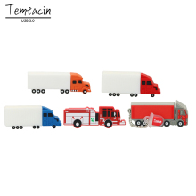 Truck Storage USB Flash Drive Flash Drive Pen Drive U Disk Memory USB Stick USB 3.0 Flash Disk(China)