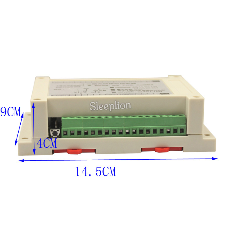 12CH 12V Remote Control Switch Relay Wireless Remote Switch 12 Channel Relay Module 12V 315MHz 433MHz Learn Code (10)
