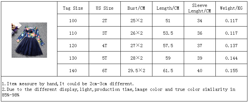 Kids Dresses for Girl Floral Princess Girl Dress Children Clothing Winter Toddler Baby Outfit Clothes Brand Party Tulle Costume 1