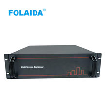 Folaida 4K 3D seamless 8x8 HDMI matrix video switcher with splicing ,Window ,rotation,etc function video wall controller -06(China)