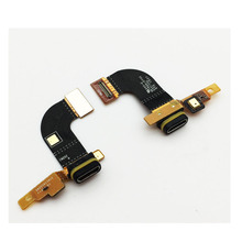 Original New USB Charging Port Connecter Flex Cable with Microphone For Sony Xperia M5 E5603 E5606 E5653