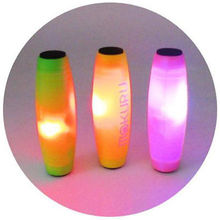 LED MOKURU NEW Lighting Tumbler Hand Reaction Toys Tumbling Decompression Concentrate Toy Funny Party kids adults Drop Shopping