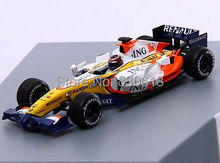 NOREV 1:43 - ING RENAULT F1 TEAM - R27 - 2007 Die-cast metal model car(China)