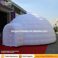 Two Doors Giant Inflatable Igloo Dome Tent BG-A1200 toy tent