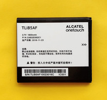 1800mAh Original TLiB5AF Battery For Alcatel One Touch Pop C5 OT5036 OT5036D OT-5036 OT-5036D TCL S800 S710 Mobile Batteries