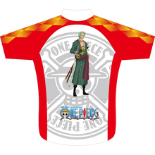 cycling jersey Quick Dry Ropa Cycling jersey Can customize the team cycling clothing short sleeves One piece Roronoa Zoro