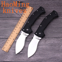 Cold steel outdoor defense tactical camping folding knives hunting portable pocket practical rescue knife mini-survival EDC tool