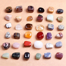 1PCS Gemstone Rock and Minerals Crystal and Tumbled Stone Bulk Assorted Tumbled Stone Rock Minerals Crystal Stone KT0076(China)