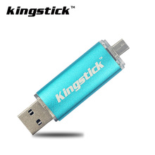 Colorful Android OTG USB flash drive 4GB 8GB pendrive cle USB 2.0 16GB pen drive cle memory stick USB disk for phone tablet pc(China)