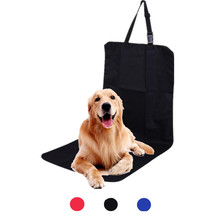 Universal Pet Car Seat Cover Protector Waterproof Oxford Non-slip Automobiles Dog Front/Rear Back Chair Single Cushion Mat Pad(China)