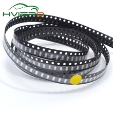 500pcs 3014 Yellow SMD beads lamp LED for led corn light Forward Voltage:3.2-3 .4V Power: 0.1W Life 50000hours 588~590nm Patch(China)