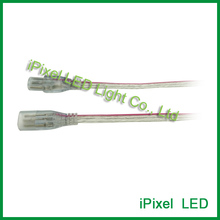 4pin LED connectors for led meteor light&flexible strip