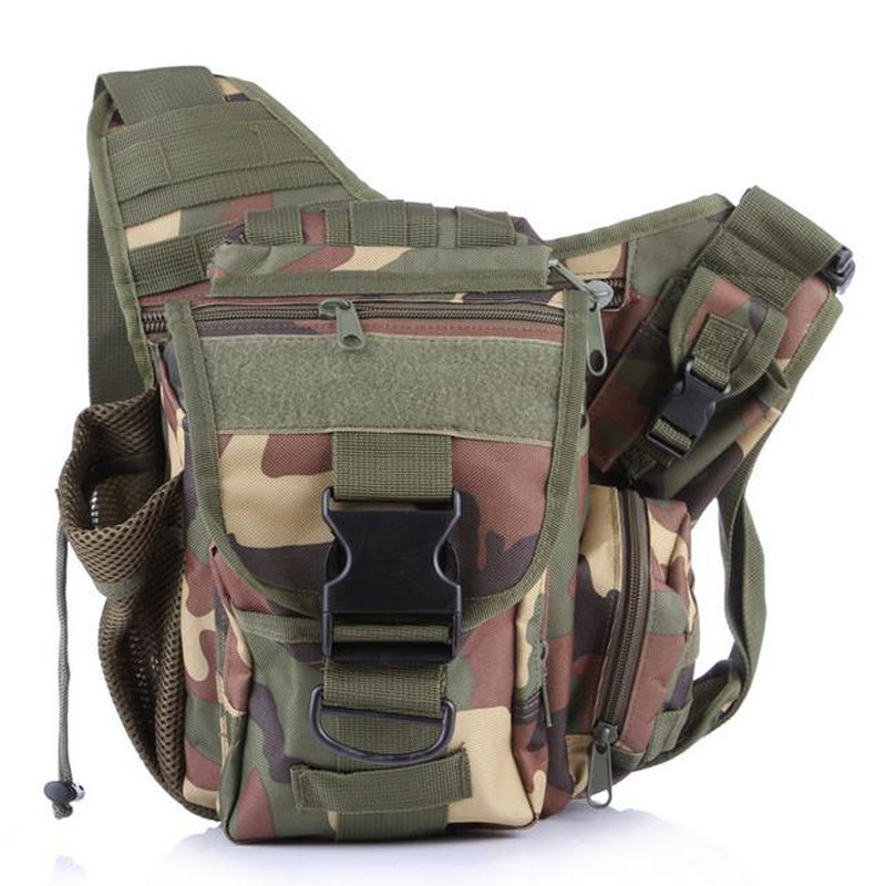 Outdoor Bag Sport Camping Bag Military Waist Pack Weapons Tactical Backpack Hiking Bag<br>