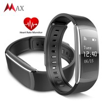 iWOWN i6 Pro Smart Bracelet Heart Rate Sport Tracker Bluetooth 4.0 Banda Inteligente Smart Band For Android IOS PK xiaomi band 2(China)