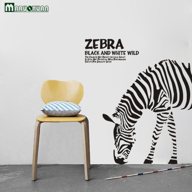 Zebra Wall Decor zebra wall decorations promotion-shop for promotional zebra wall