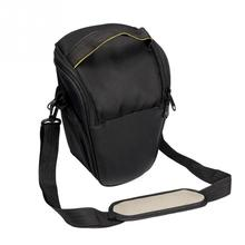 Fashion Triangle Waterproof Camera Bag For Canon DSLR EOS 1300D 1200D 760D 750D 700D 600D 650D 550D 60D 70D SX50 SX60 T6i Camera