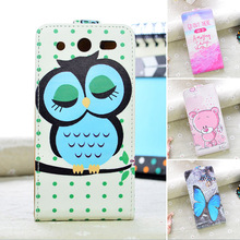 For Samsung Galaxy Ace 4 Lite G313 G313H SM-G313H Ace 4 Neo G318H SM-G318H Flip Cover Flip Pattern Leather Case
