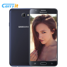 "Original Samsung Galaxy On7 G6100 2017 Snapdragon 625 5.5"" 3300mAh 3GB 32GB 13MP Octa core 4G LTE Fingerprint Cell phone"