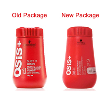 Unisex Hairspray Osis Dust It Hair Powder/Mattifying Powder/Finalize The Hair Design Styling Gel 6pcs/lot(China)