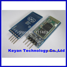 HC-06 replace  HC-07 Wireless Serial 4 Pin Bluetooth RF Transceiver Module RS232 TTL New Free Shipping